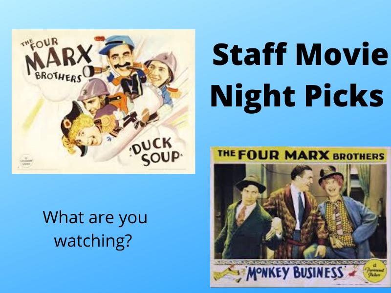 Staff Movie Picks